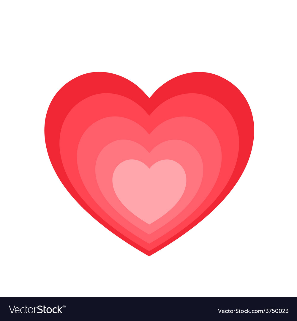 Excellent free vector heart pictures