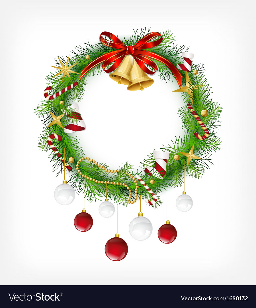 Christmas Wreath Red Door Stock Photos  Dreamstime