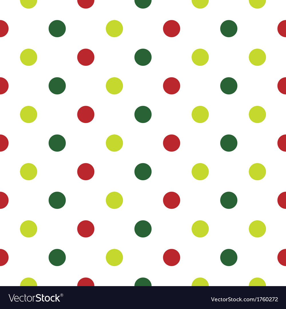 White red polka dot background