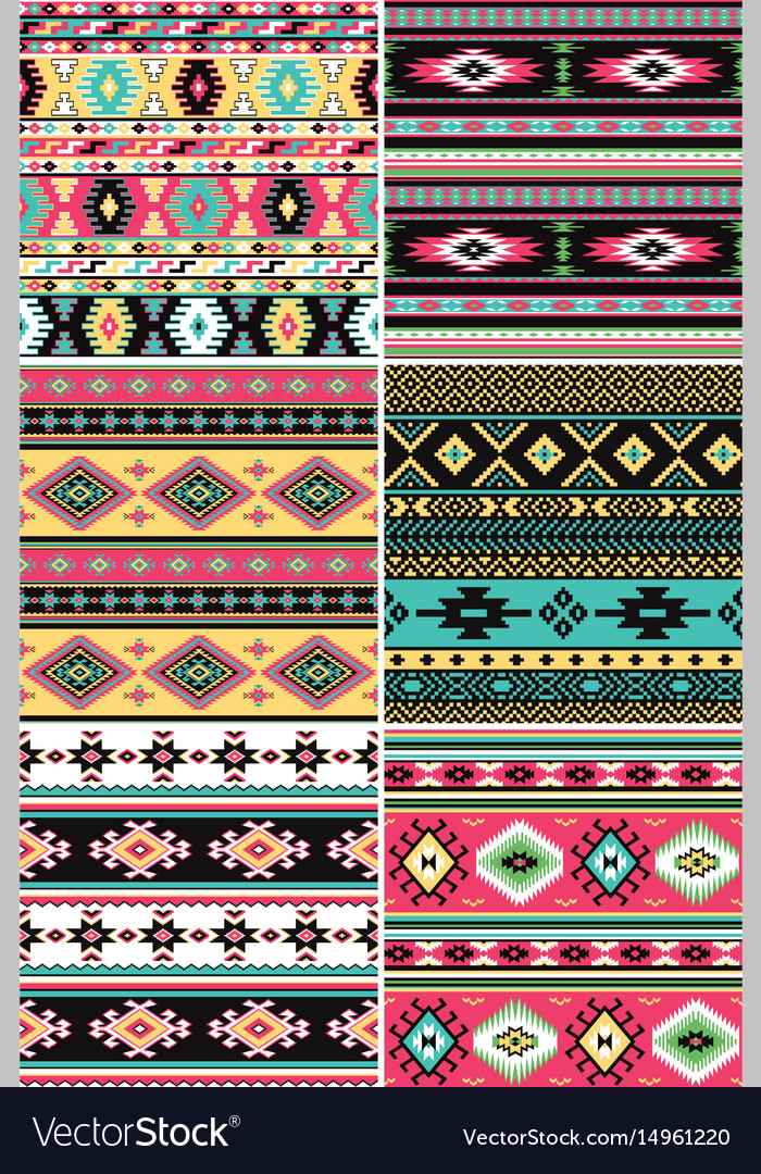 Native american patterns