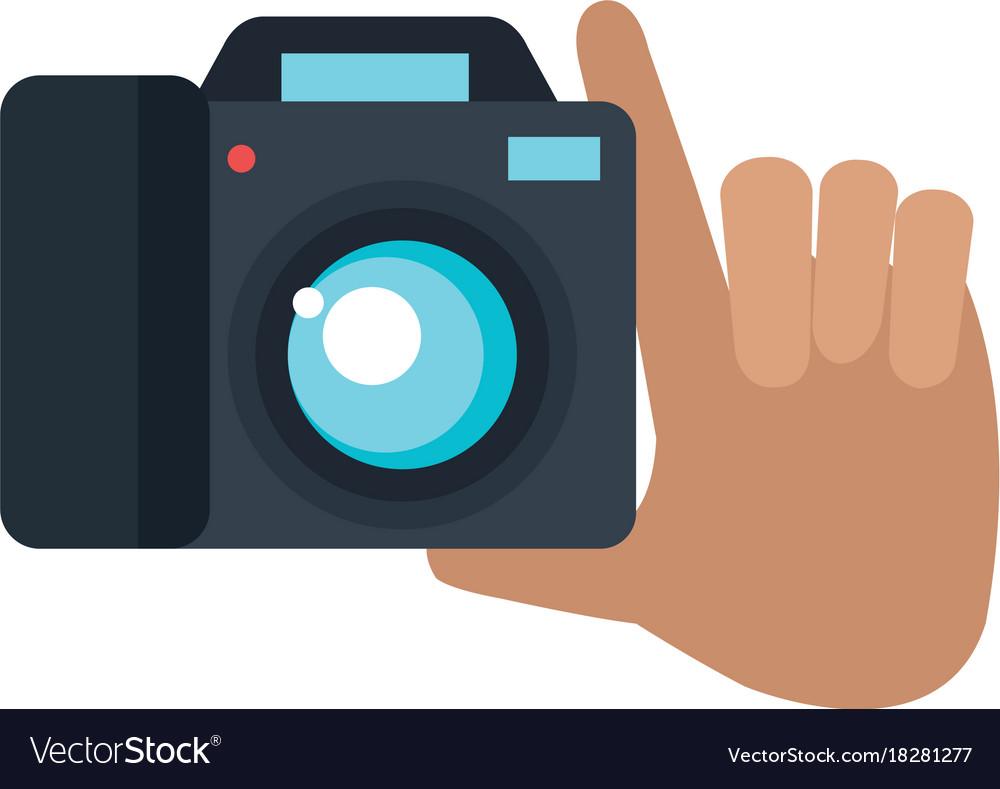 Appealing vector camera photos
