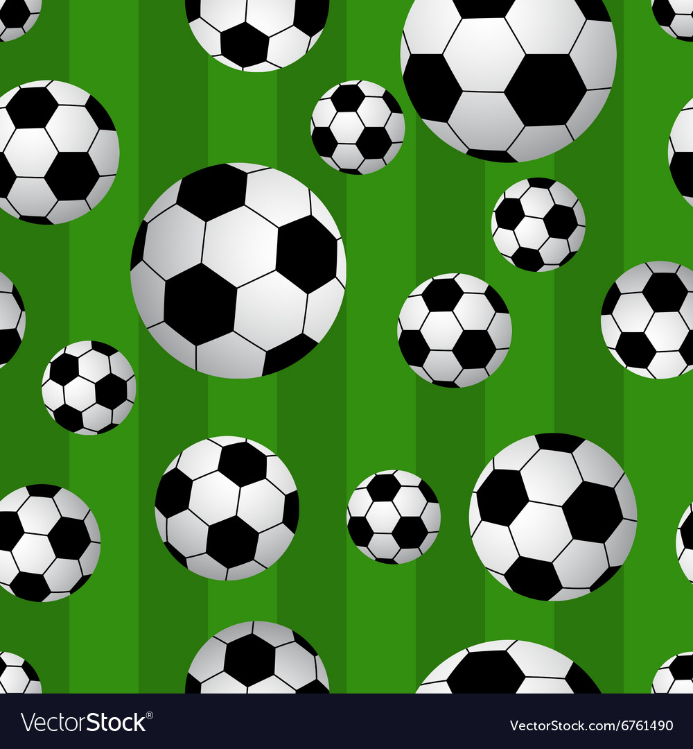 Fifa soccer ball pattern