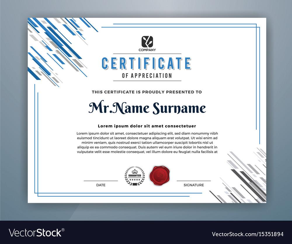 Graduation Certificates Professional Certificate Templates Oukasfo