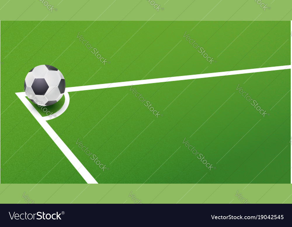 Soccer pattern template