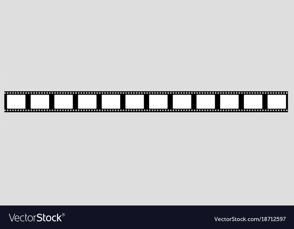 Remarkable film strip vector photographs