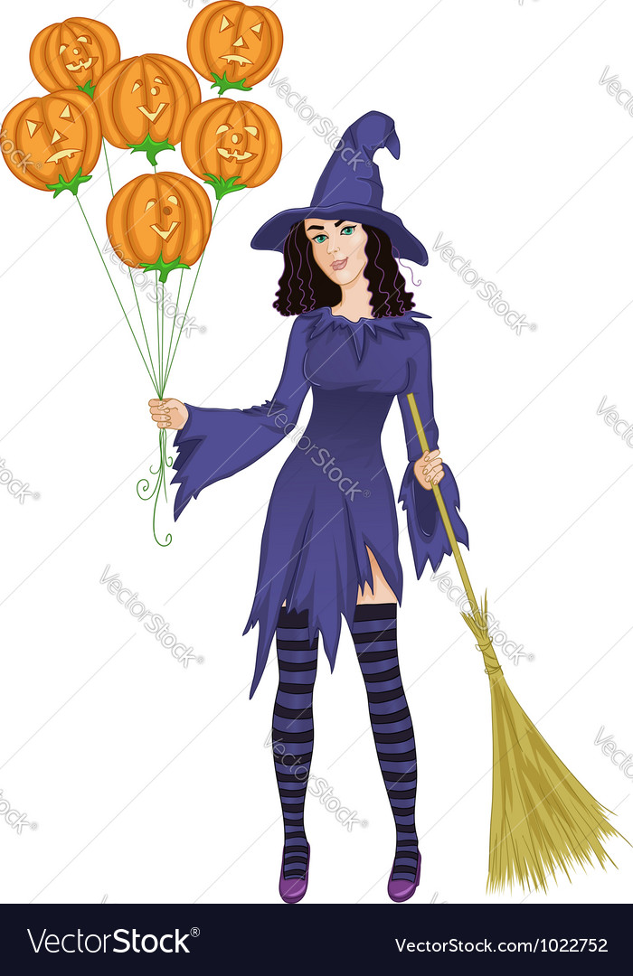 Halloween witches images