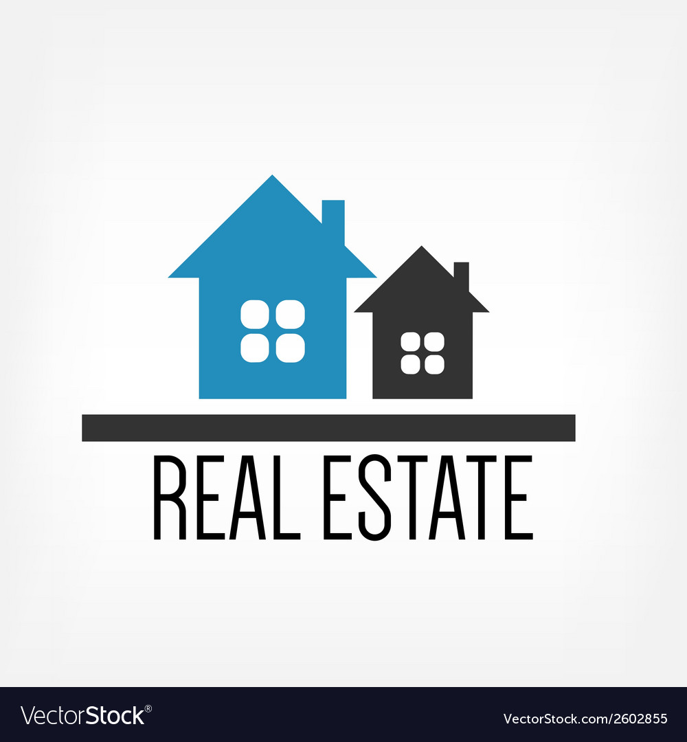 Mesmerizing real estate sign vector images