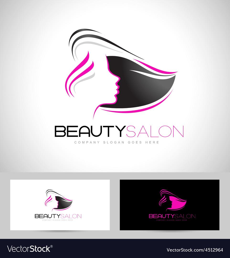 Hair Salon Logo Stock Illustrations  16688 Hair Salon