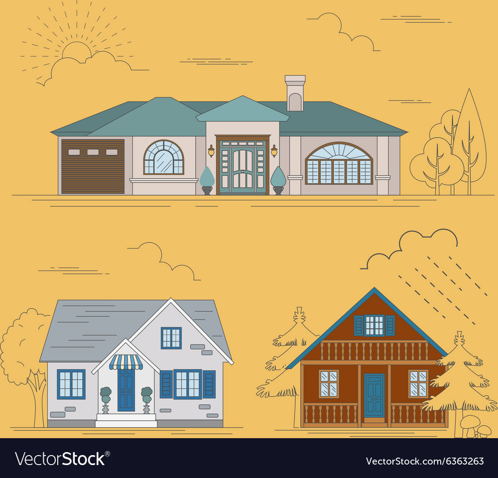 Mesmerizing inside house vector photos