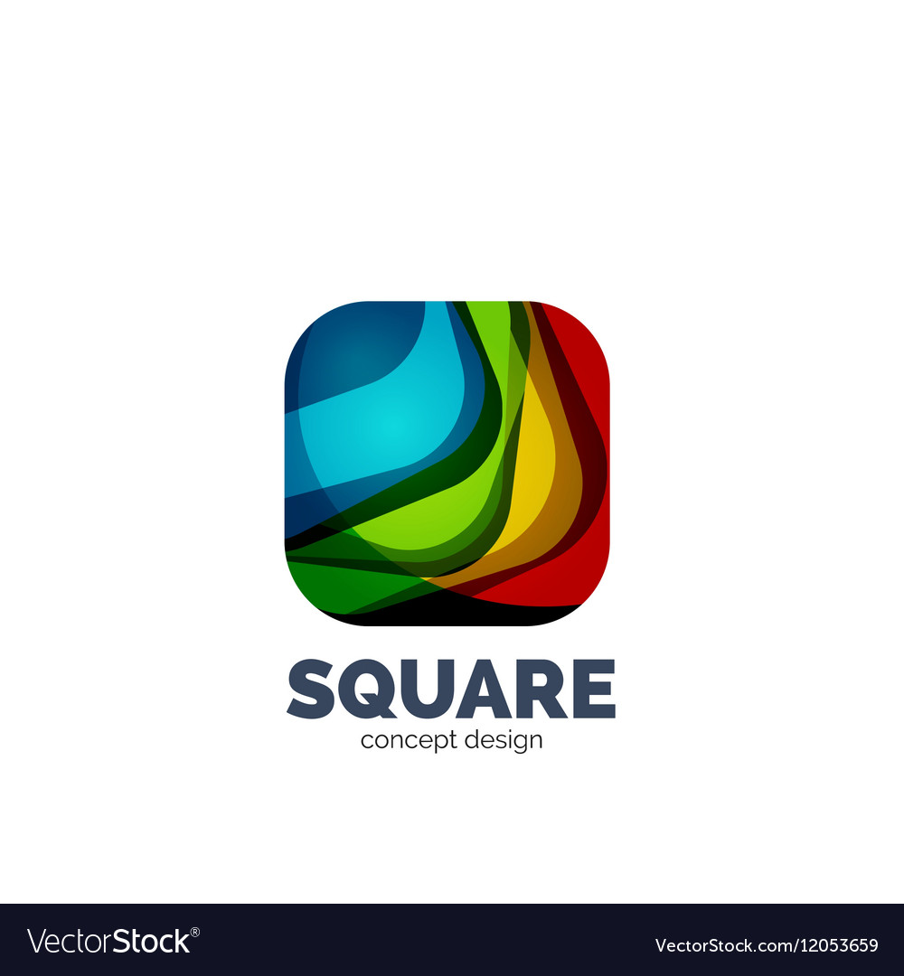 Square Logo Vectors Photos and PSD files  Free Download