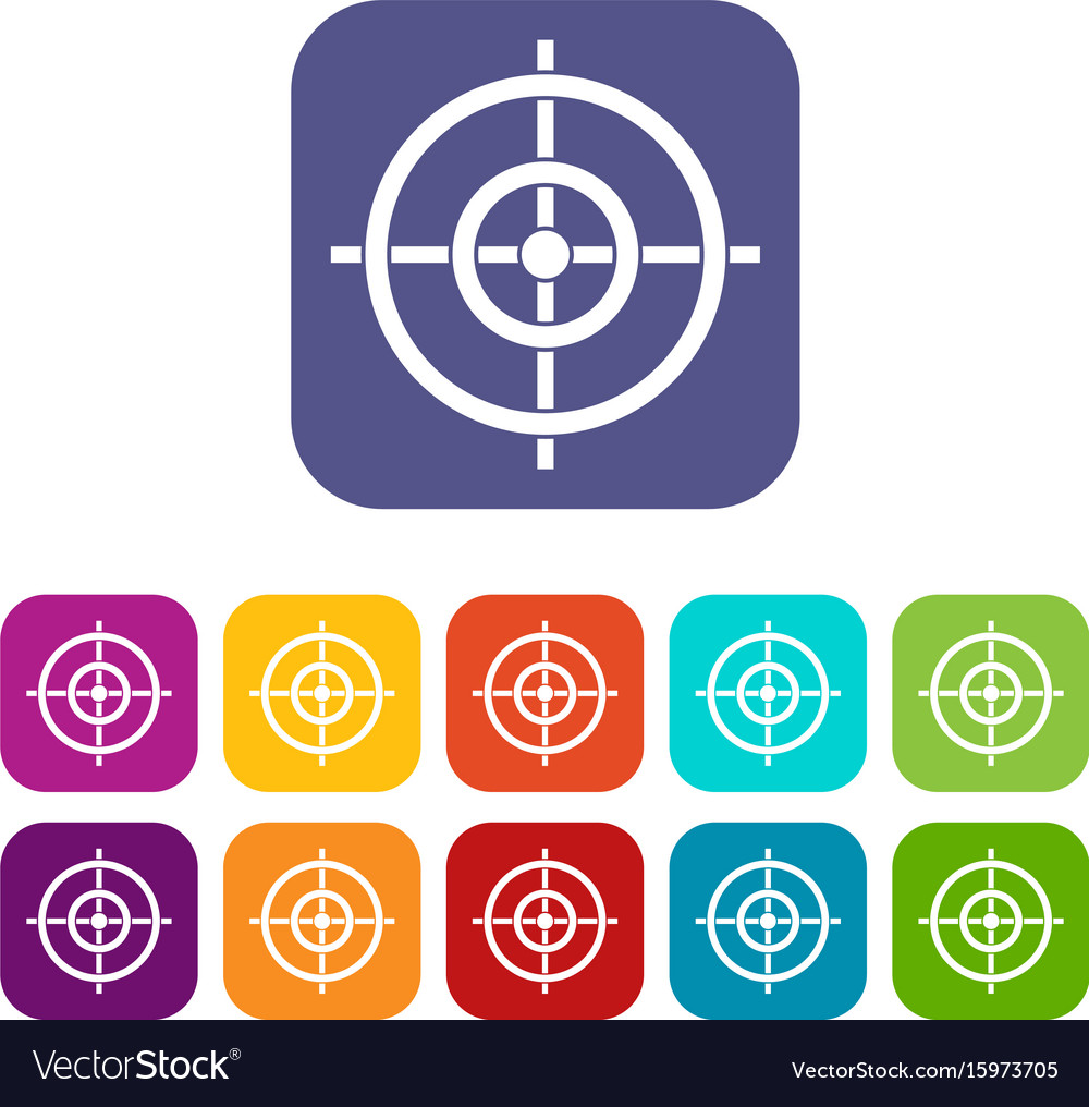 Target purple poster board