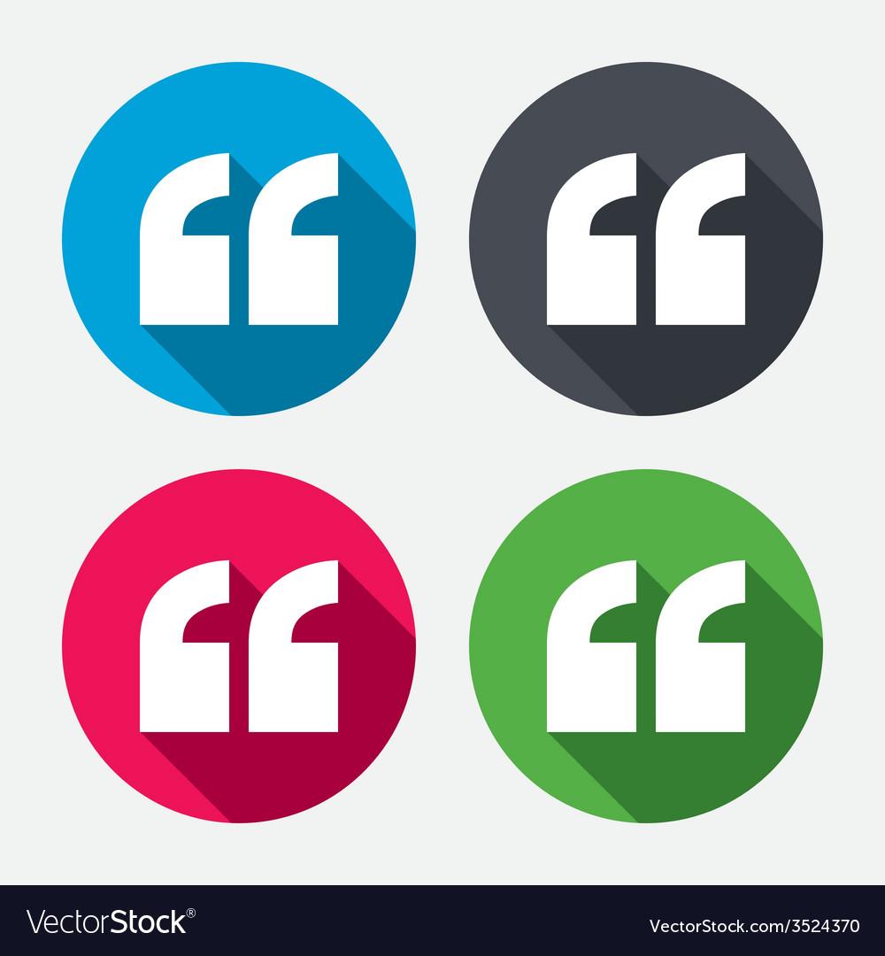 Quotation symbol