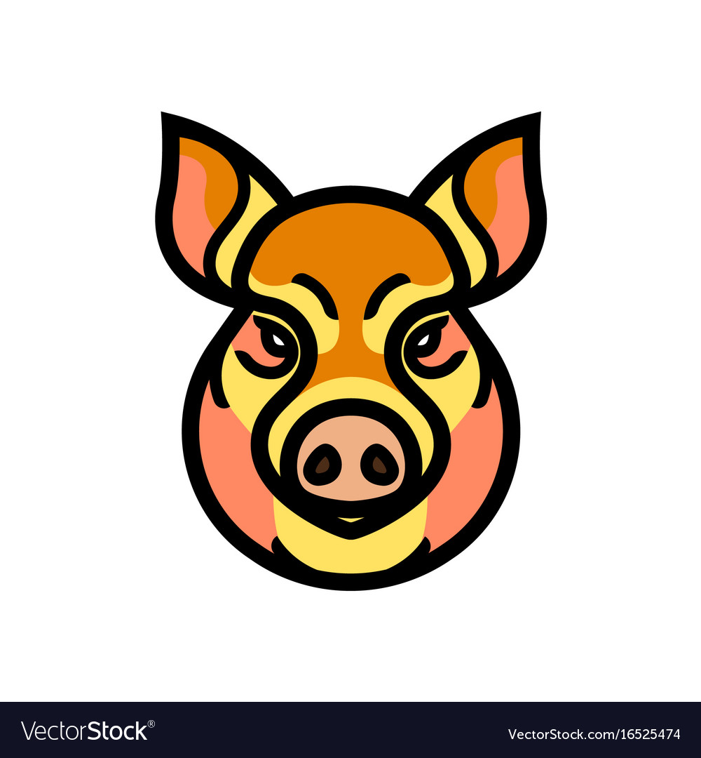 Pig Silhouette Images Stock Photos amp Vectors  Shutterstock