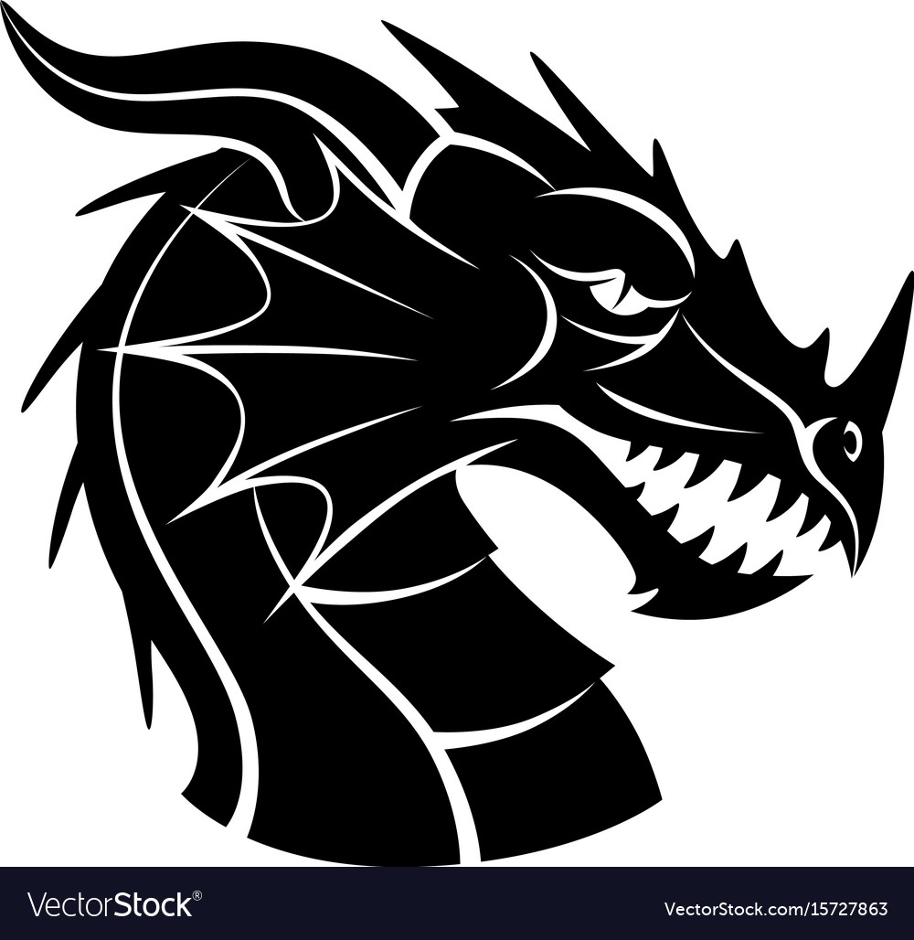 Black And White Tattoo Designs Dragon  Tattoos Book  65