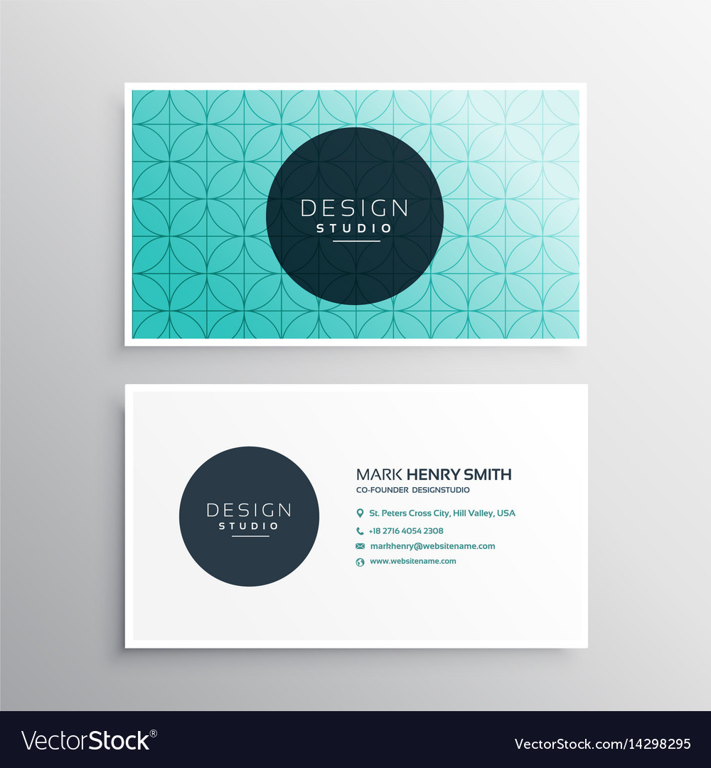 Beautiful Business Card Templates