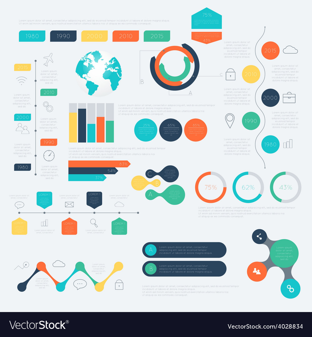 Infographic chart builder