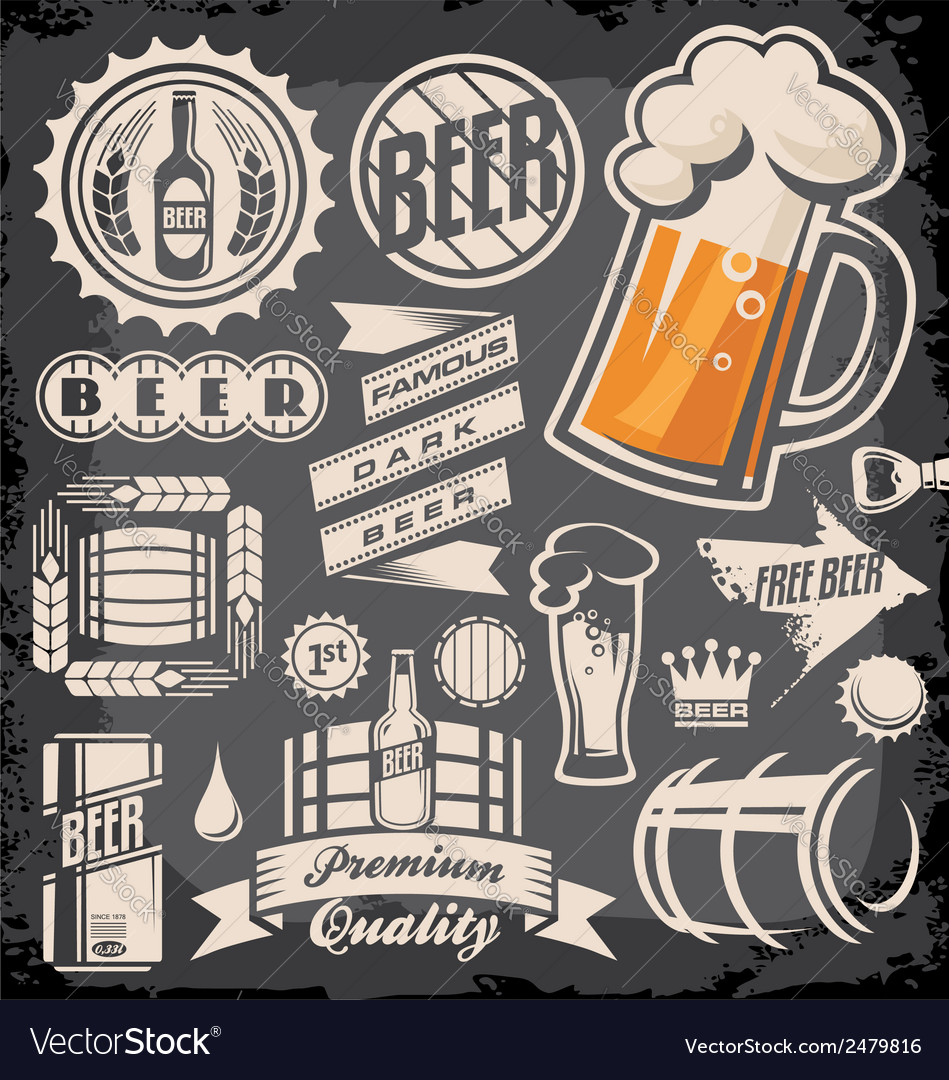 Beer Logos  Create a Beer Logo Design in Minutes  Tailor