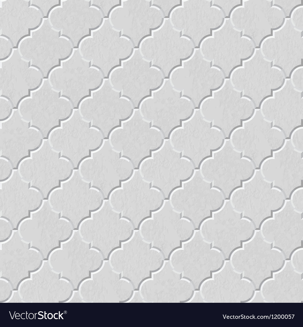 Stone pavement pattern vector