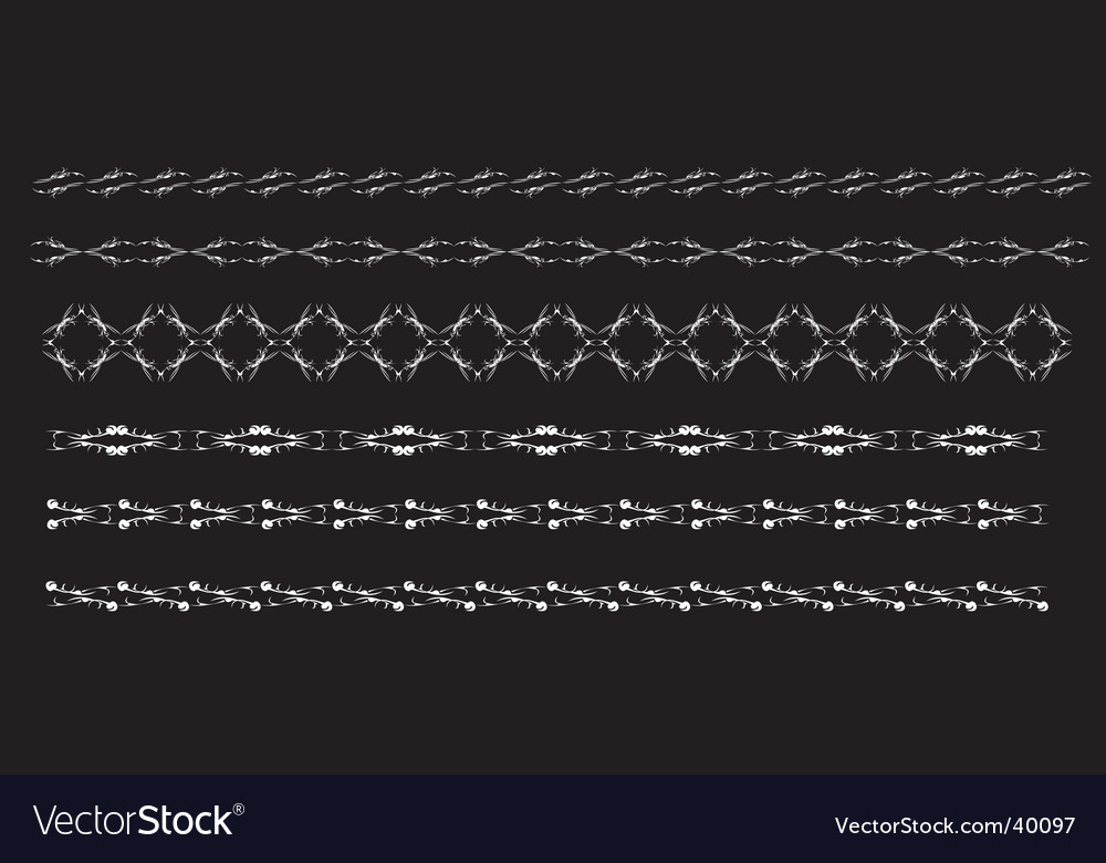 Free chain elements vector