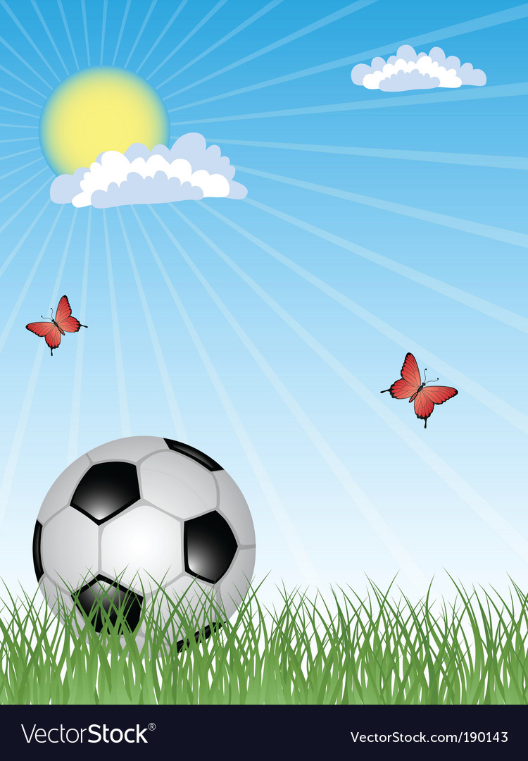 Football vector