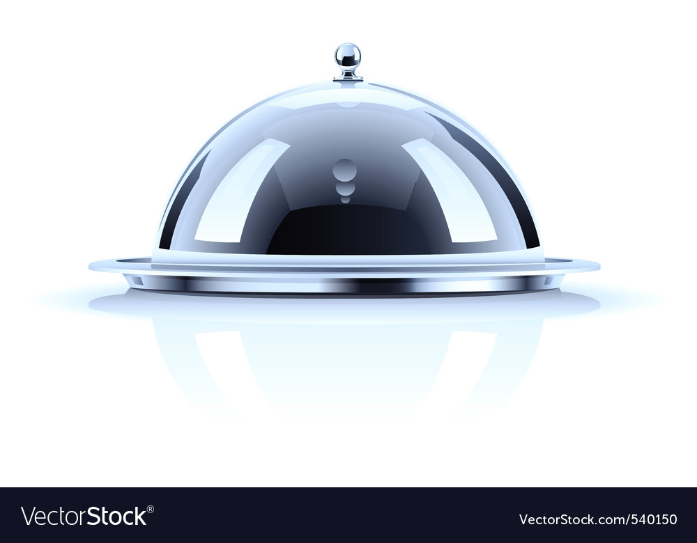 Tray and lid vector
