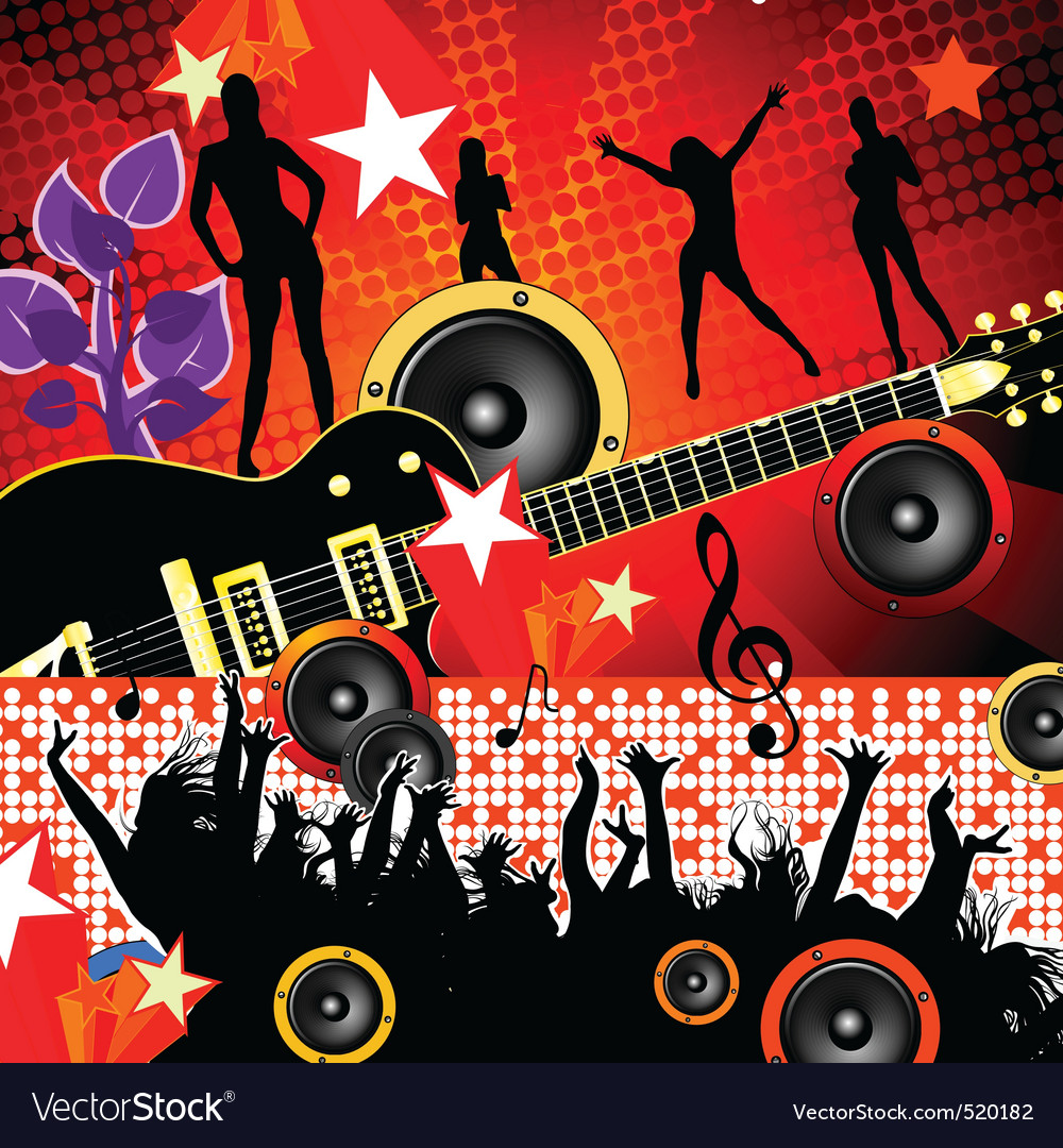 Party design kit vector