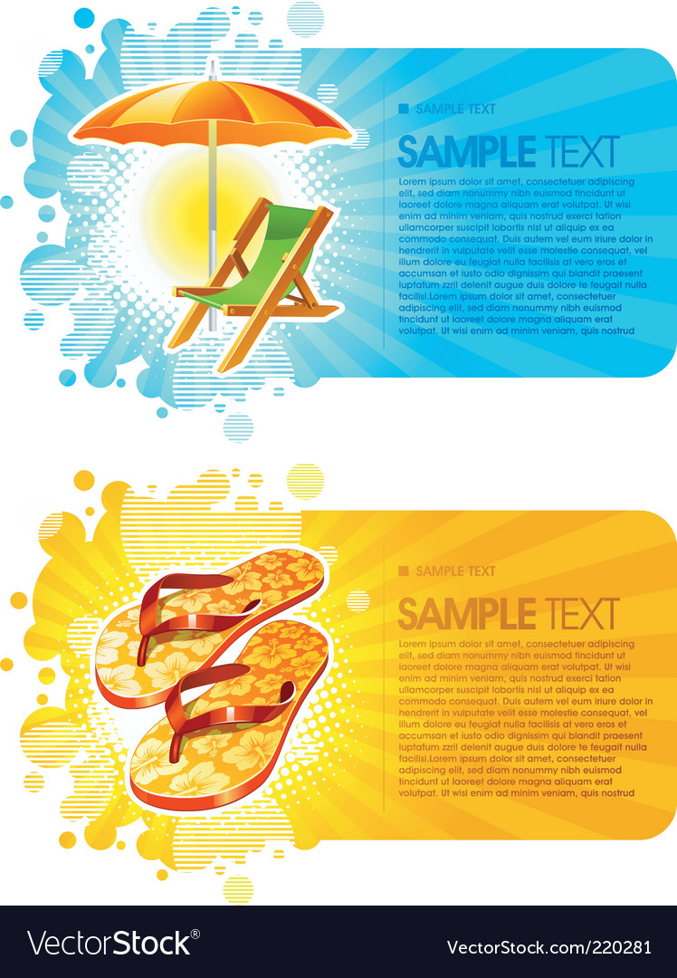 Color round frames vector