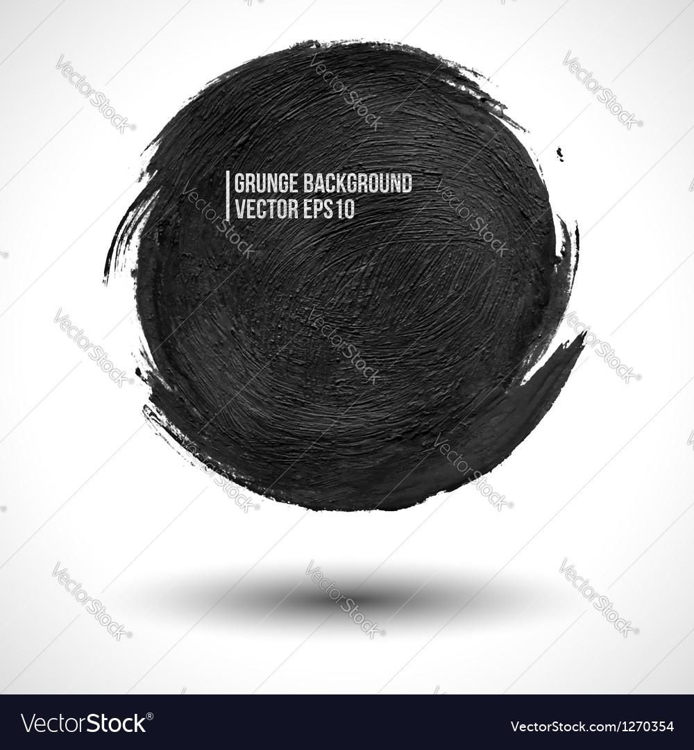Dark business background vector