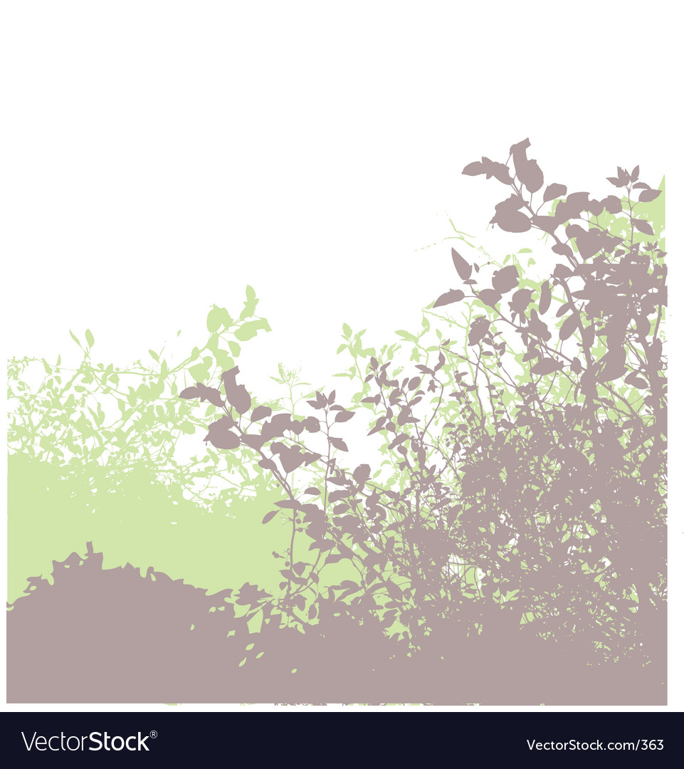 Free plant life vector