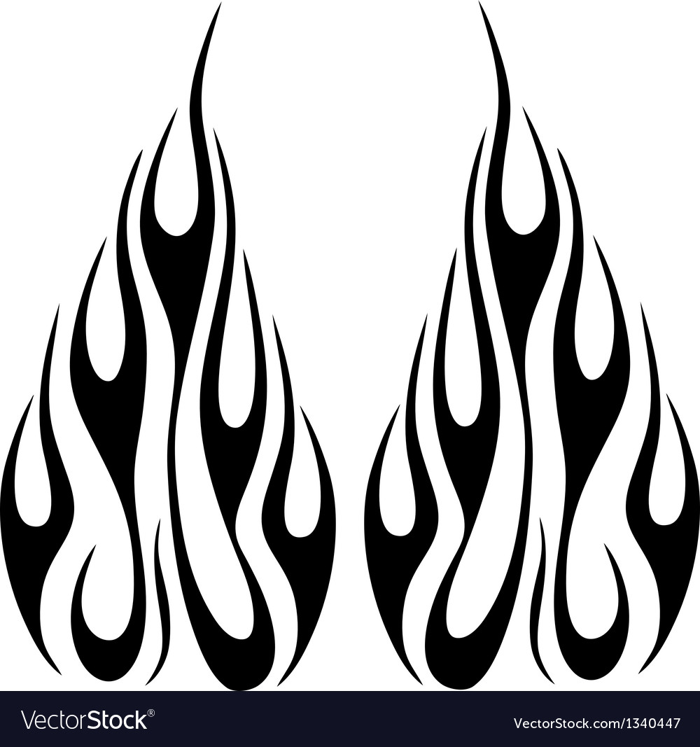 Flames6 vector
