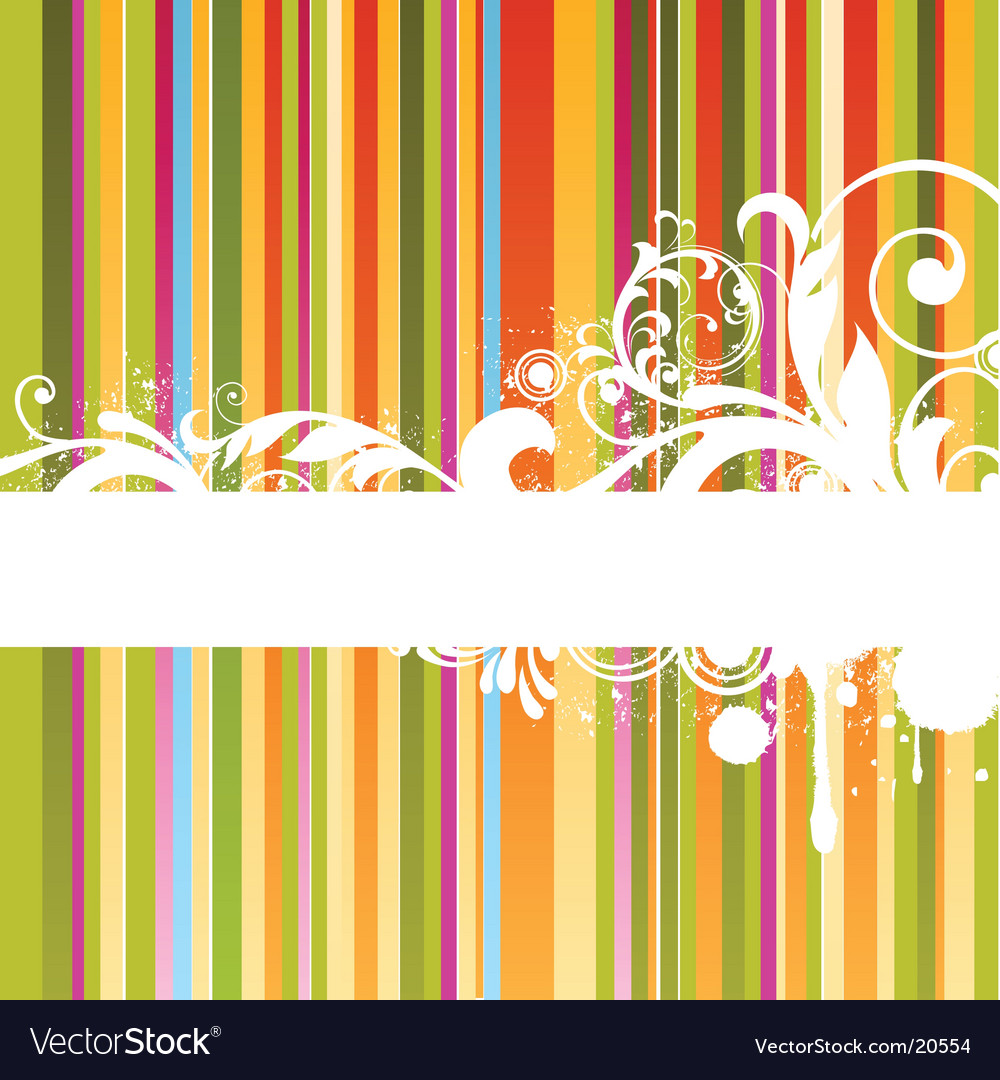 Bar background design vector