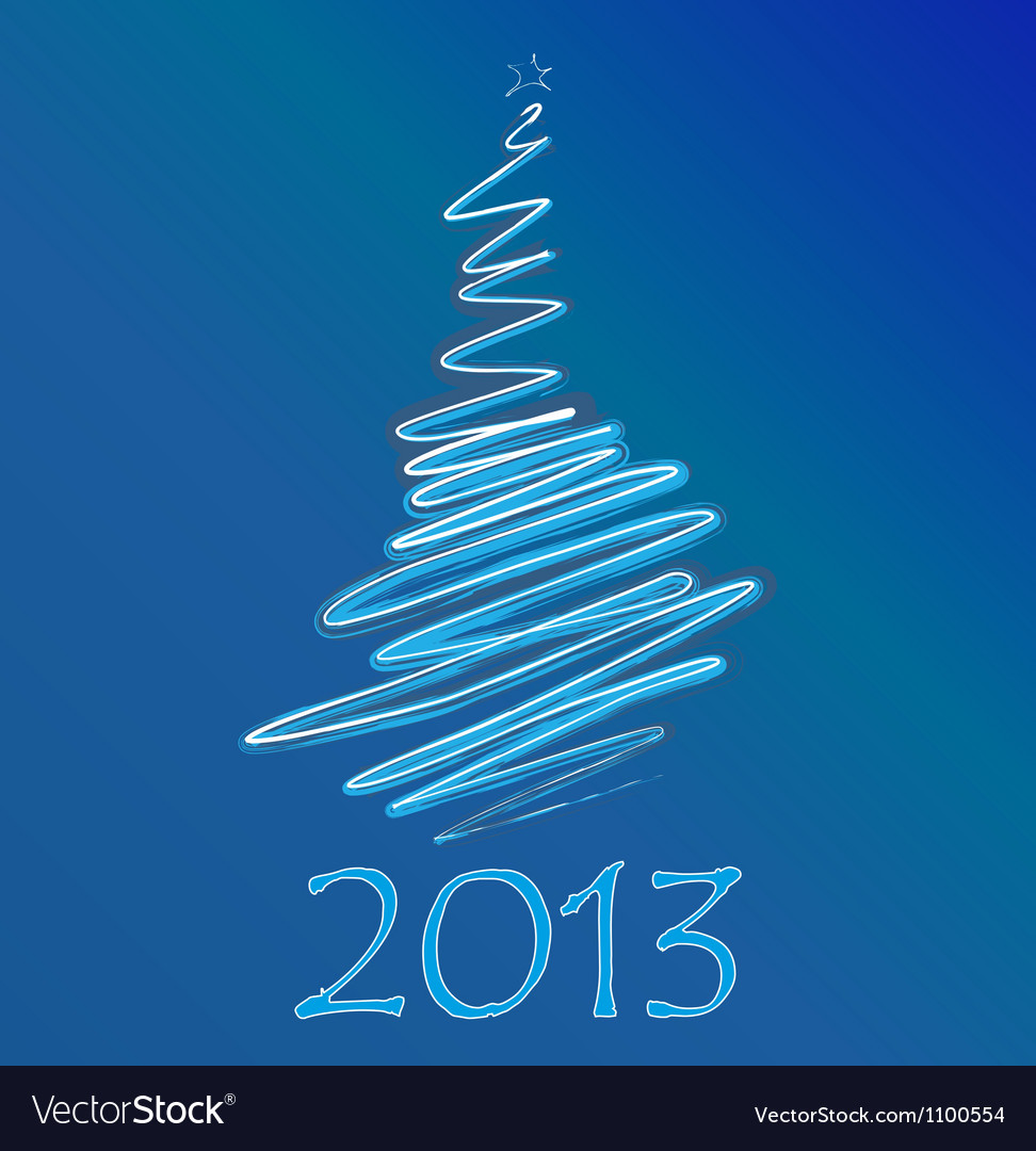Calendar to a new 2012 year vector