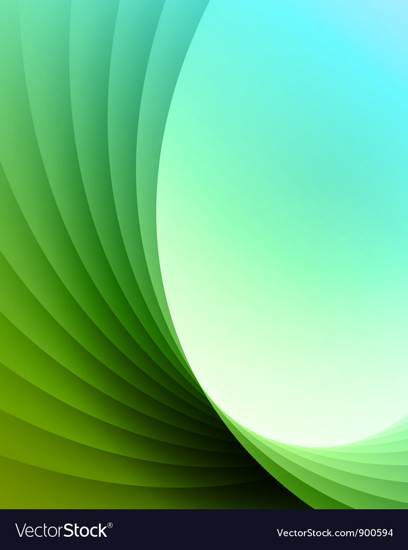 Colorful smooth lines background vector