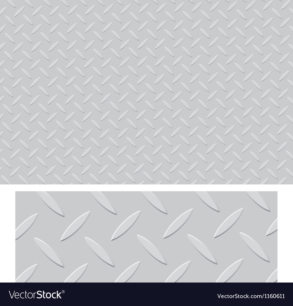 Steel pattern 02 vector