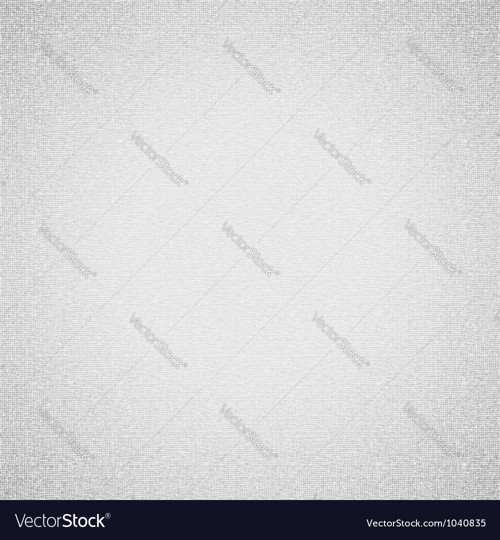 White canvas texture 10eps vector