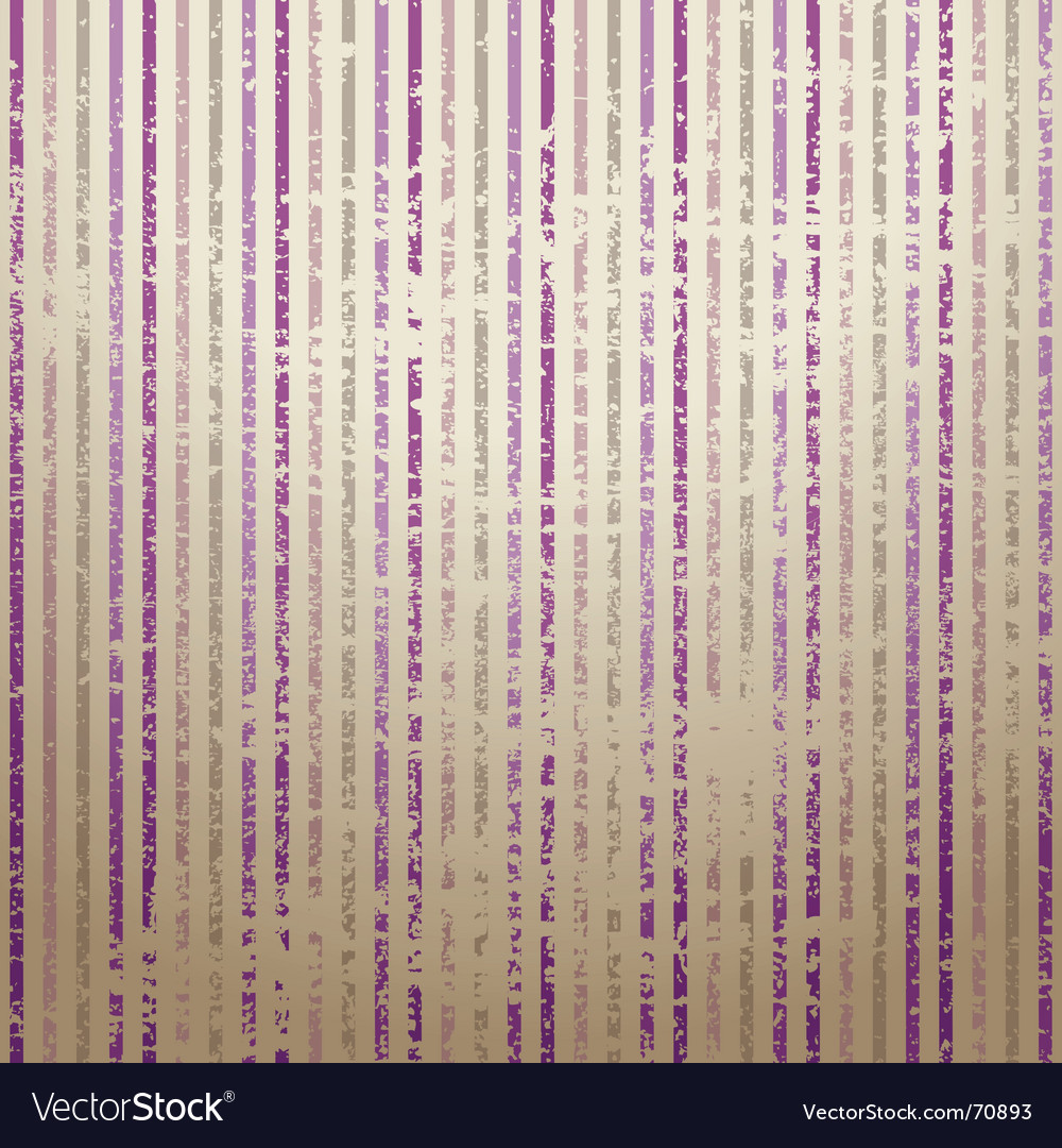 Stripped grunge background vector