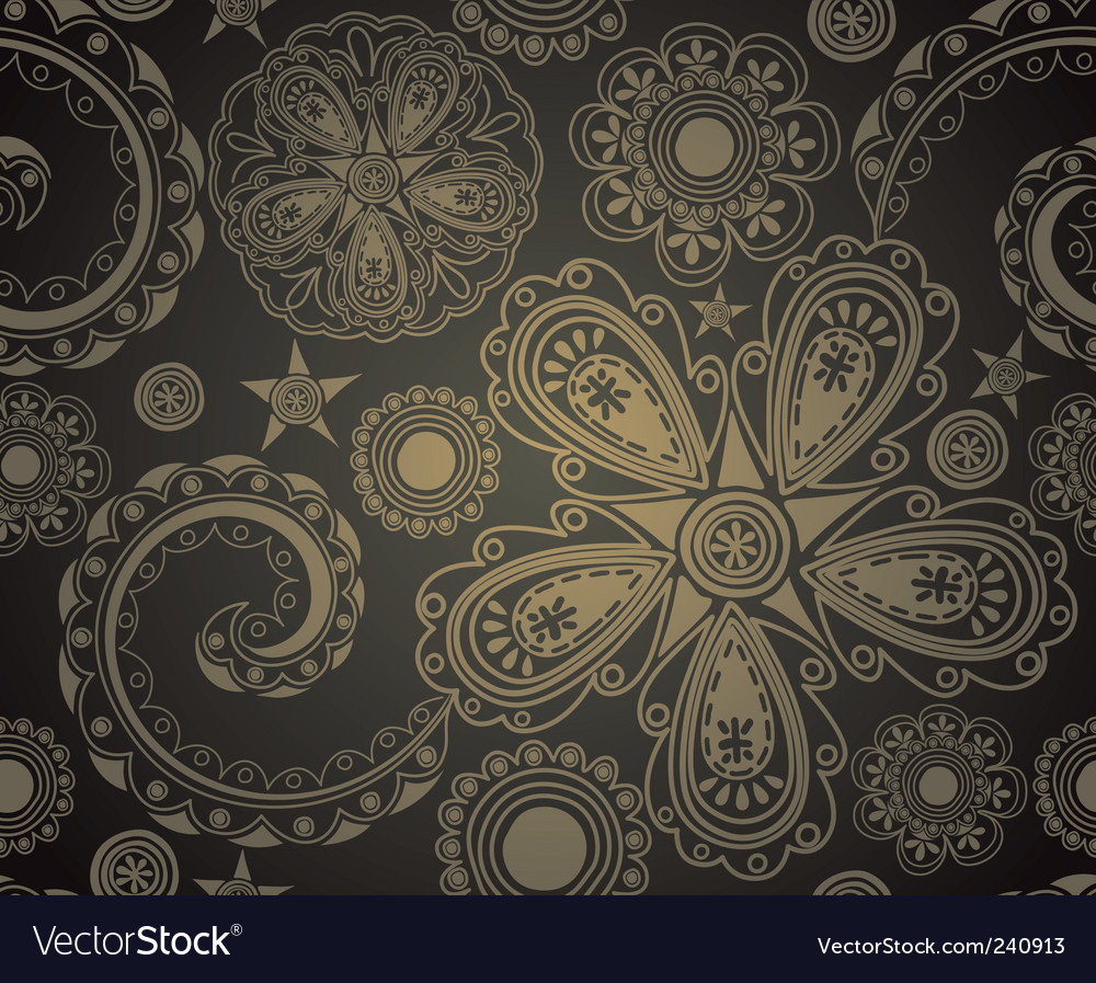 Abstract seamless vector