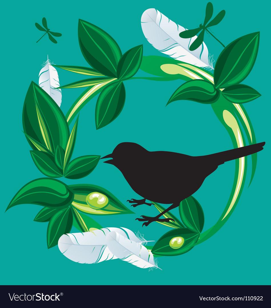Free nature bird vector