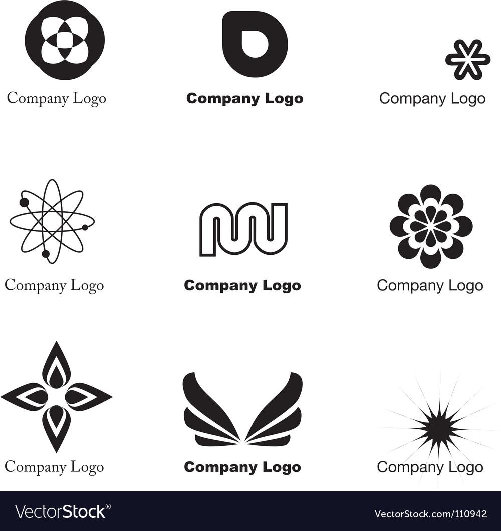 Free company logo vector
