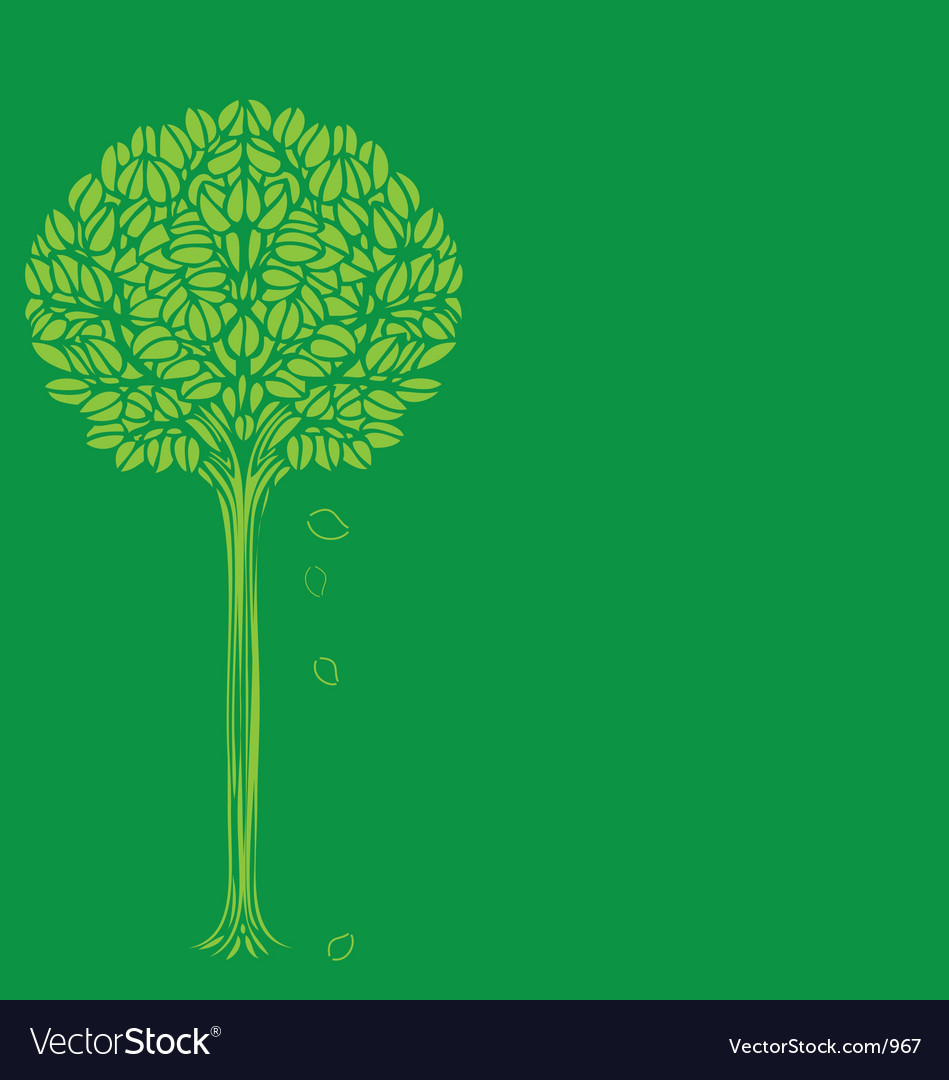 Free tree graphic vector
