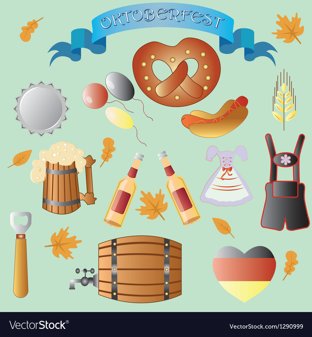 Octoberfest vector