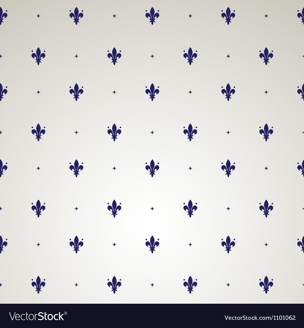 Heraldry seamless vector