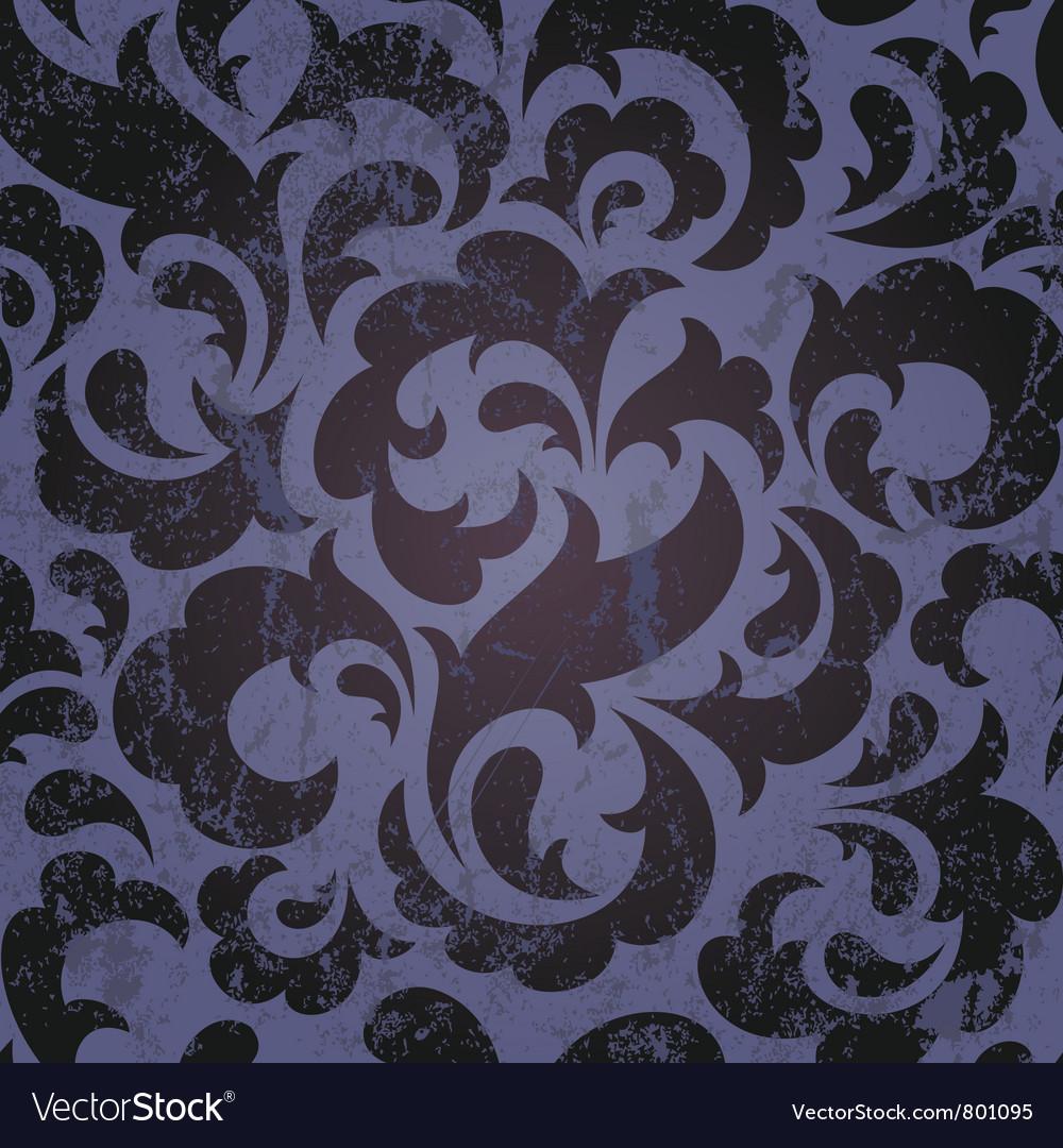 Abstract seamless wallpaper vector