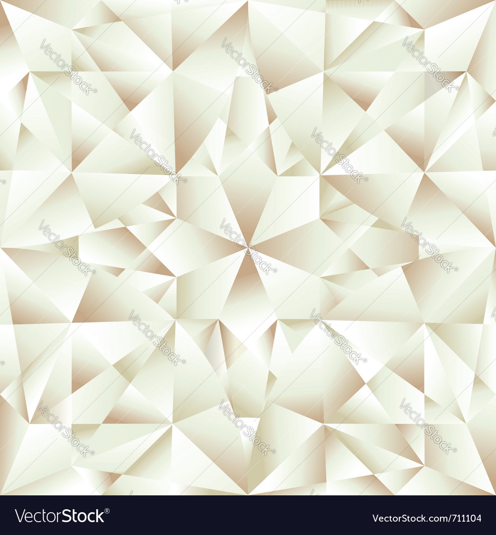 Diamond seamless pattern vector