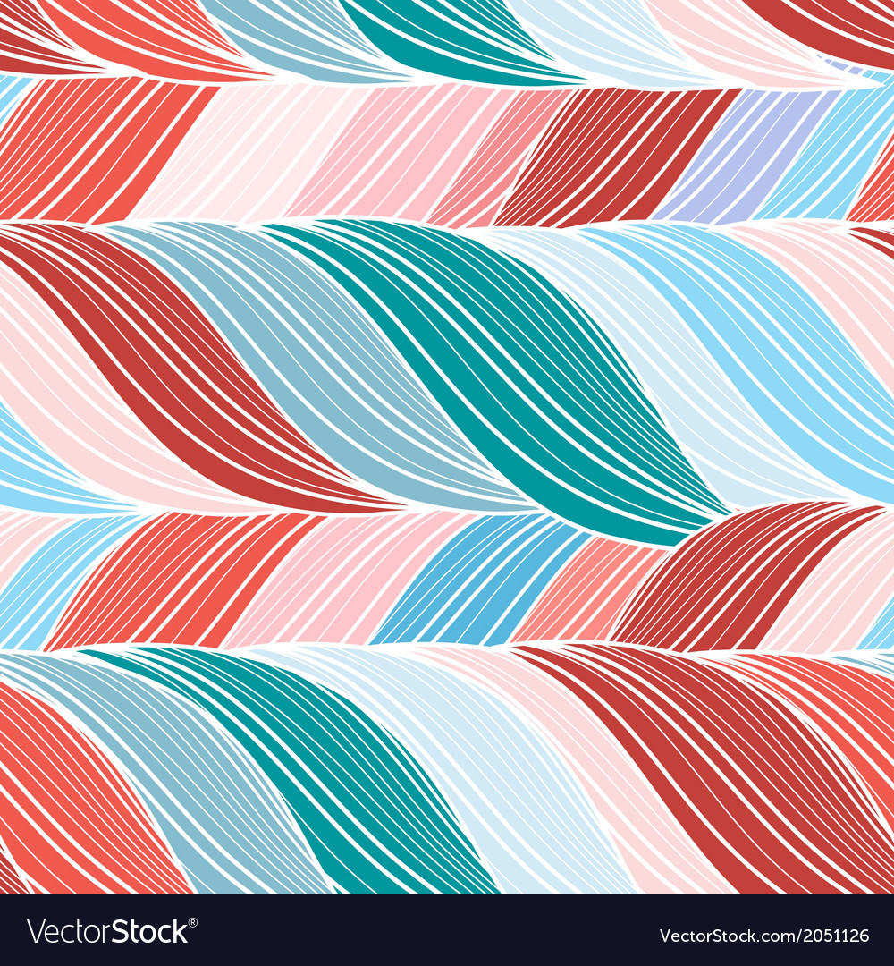 Graphic pattern abstraction vector