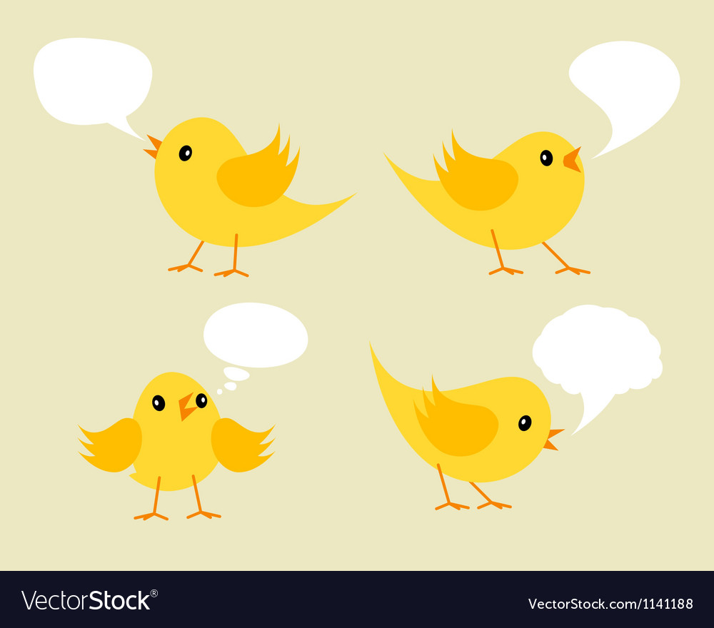 Chickens vector