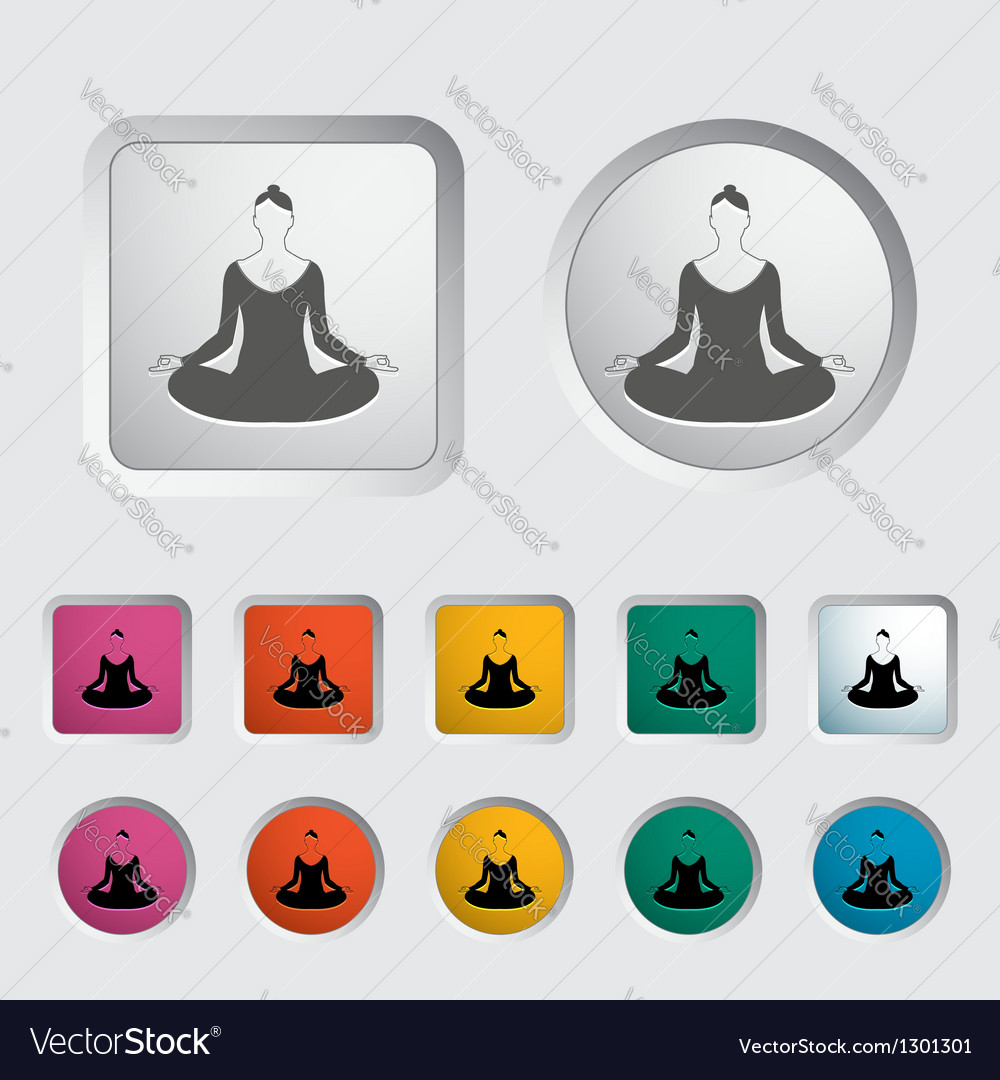 Yoga 2 vector
