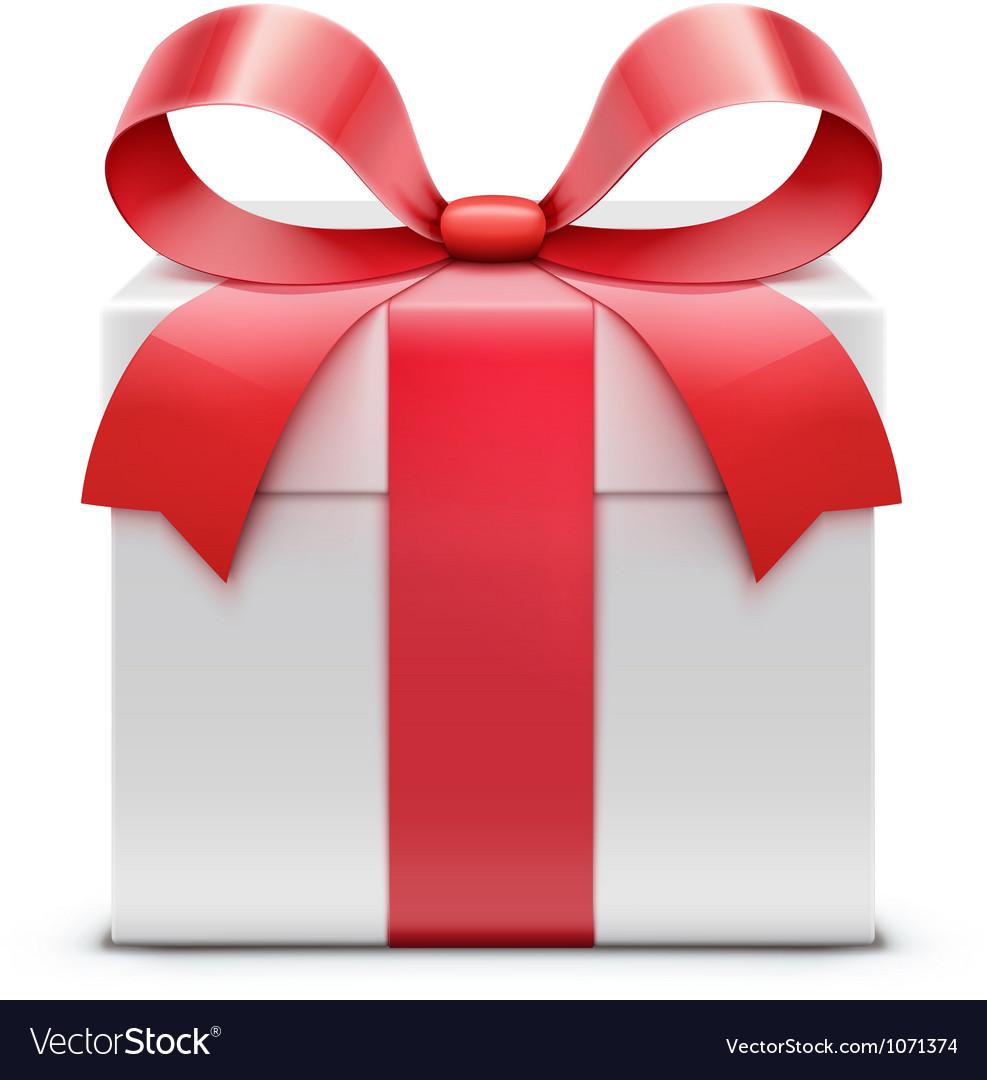 Present box vector