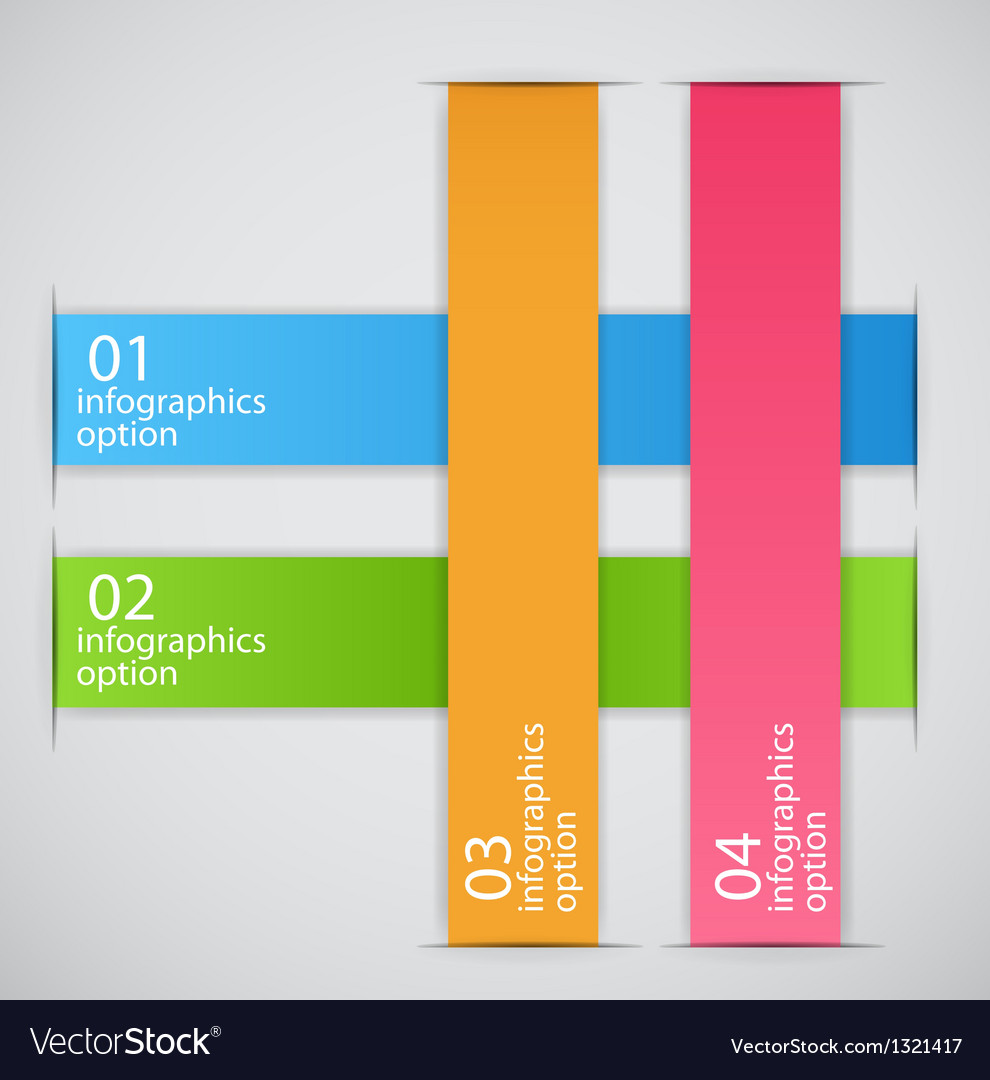 Infographic template business vector