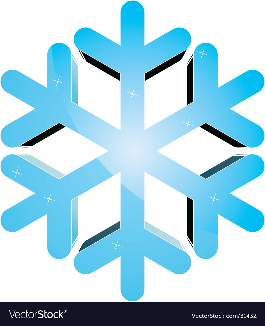 Snowflake Vector Free Download Snowflake vectorWhite Snowflake Vector Free Download